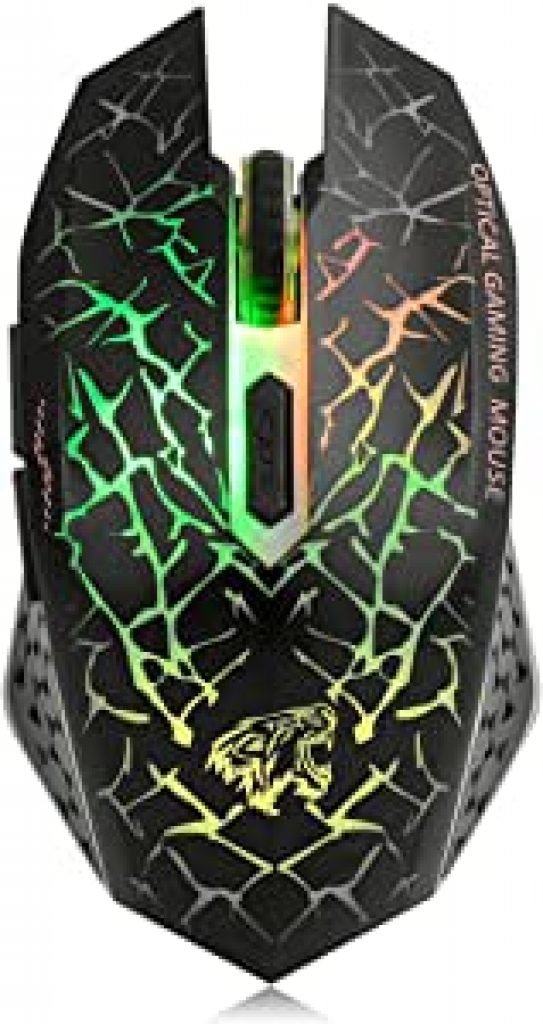 Picktech Q8 Gaming Wireless Mouse