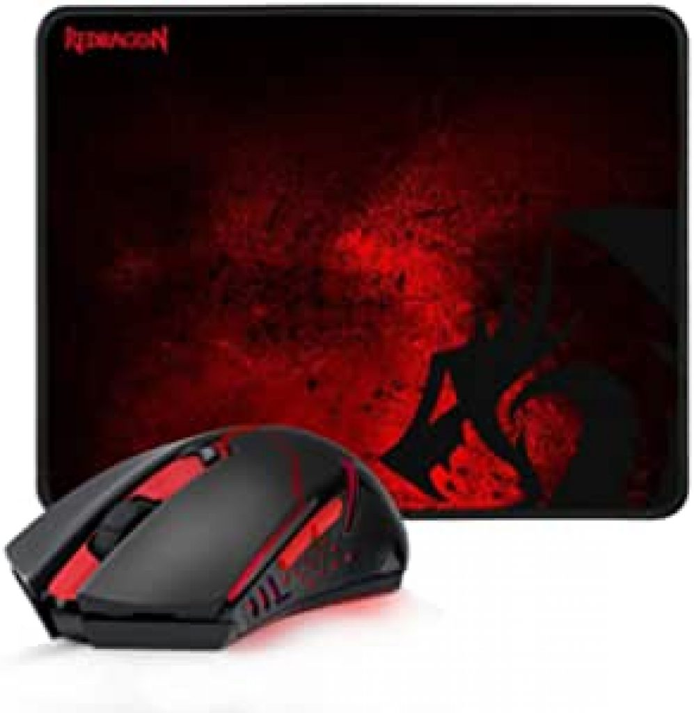 Redragon M601 Wireless Gaming Mouse